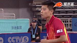 顾若辰VS李佳燚 2016中国乒超联赛 女团第六轮第二场视频