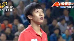 林高远VS黄镇廷 2016中国乒超联赛 男团第七轮第一场视频