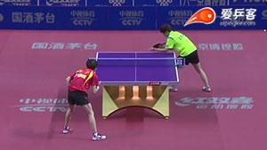 木子VS车晓曦 2016中国乒超联赛 女团第七轮第二场视频