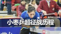 刘诗雯自曝乒超带伤出阵:每场比赛胸椎都不听话
