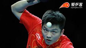 你绝对不能错过的乒乓球大赛精彩集锦!