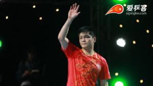 樊振东VS张本智和 2018团体世界杯赛 男团决赛第二场视频