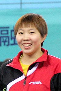 朱雨玲 ZHU Yuling