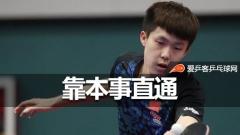 央视:王楚钦王曼昱靠本事直通!世乒赛当炼新人