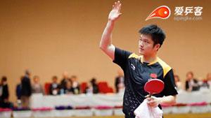 亚洲杯男单复仇战!樊振东4-0横扫林高远夺冠