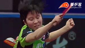 让外国人闻风丧胆的中国乒乓十佳球,球球入肉!