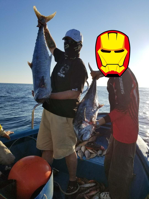 (5月23日)珠海暗礁拖马鲛