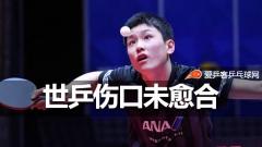 张本:向伊涅斯塔看齐!团体世乒赛伤口仍未愈合