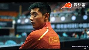 国际乒联发短片致敬:张继科归来!