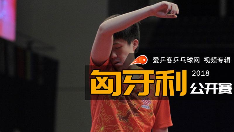 2018年匈牙利乒乓球公开赛