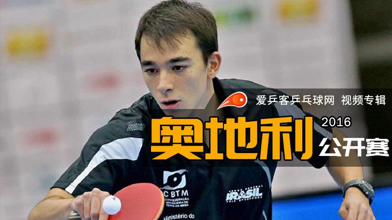 2016年奥地利乒乓球公开赛