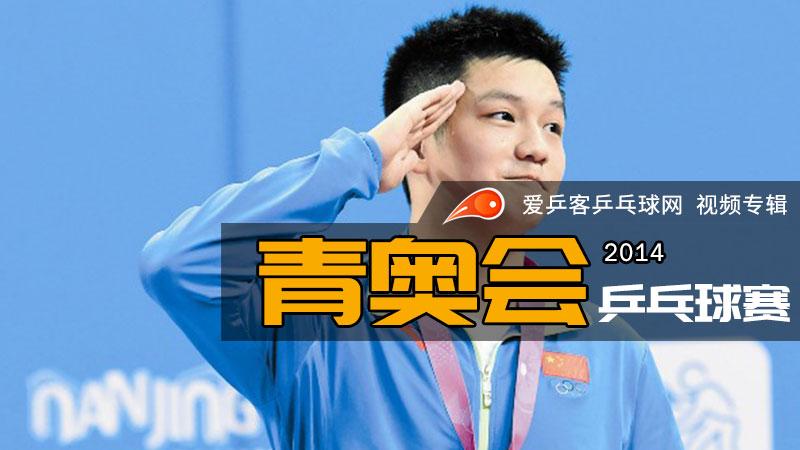 2014年青年奥林匹克运动会乒乓球比赛