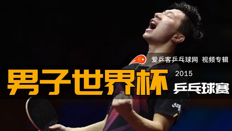 2015年男子乒乓球世界杯赛