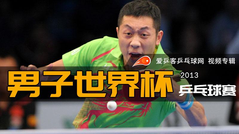 2013 男子乒乓球世界杯赛