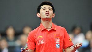 张继科VS王皓 2011世乒赛 男单决赛视频
