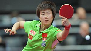 丁宁VS李晓霞 2011世乒赛 女单决赛视频