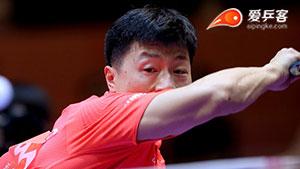 马龙VS吉村真晴 2016世乒赛 男团决赛第二场三分6合视频