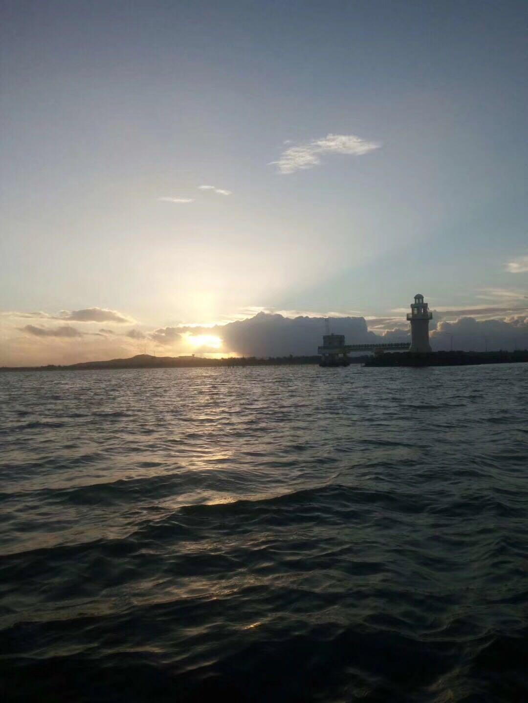 (7月13日)湛江雷州乌石船钓立鱼,收获几十斤