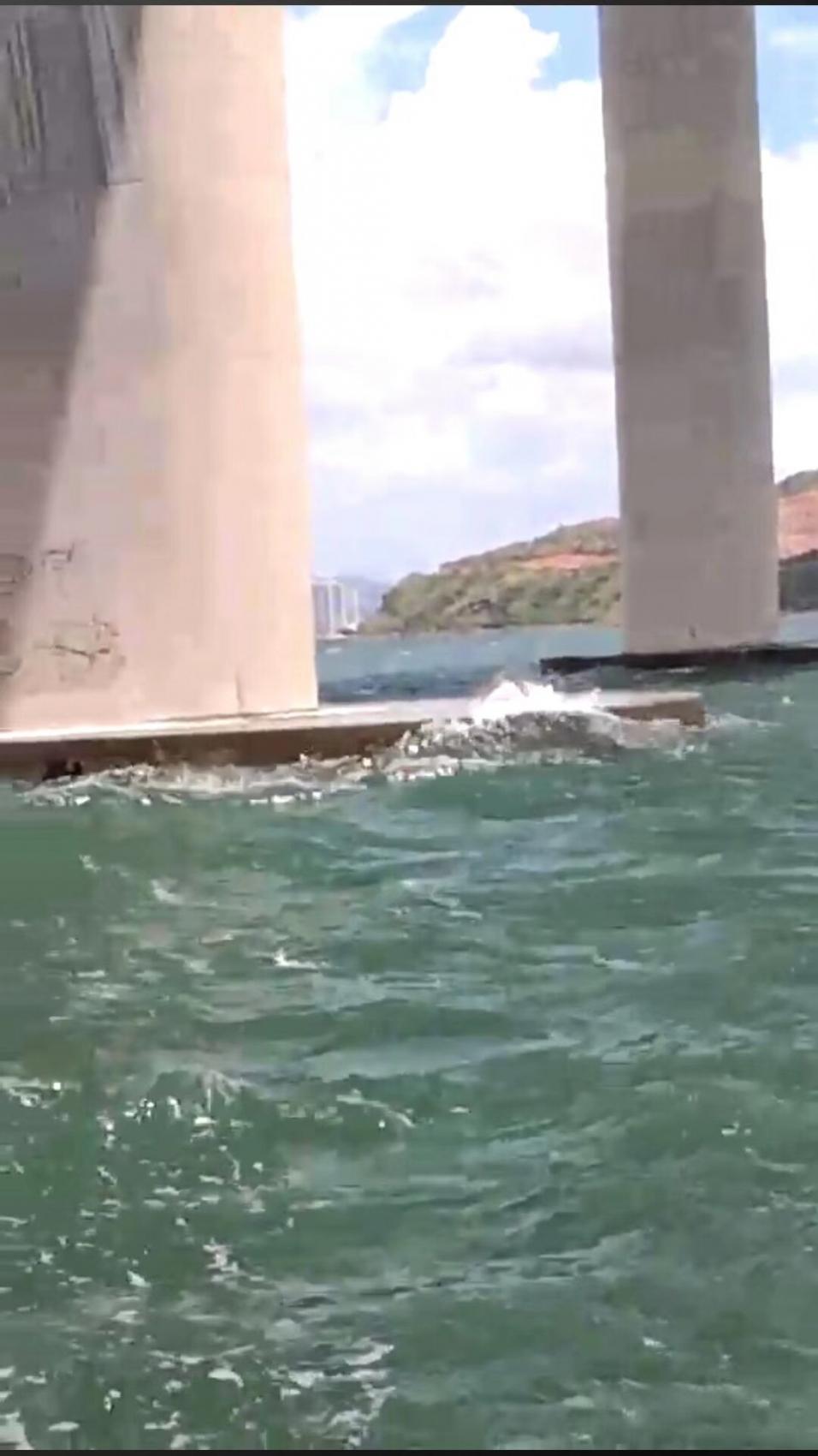 (7月14日)风大浪大,亚婆角半天一条鲈鱼