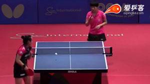 伊藤美诚VS石洵瑶 2016世青赛 女团决赛第四场视频