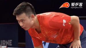 刘丁硕VS大岛祐哉 澳大利亚公开赛 男单半决赛视频