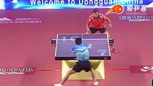 庄智渊VS萨姆索洛夫 2016亚欧全明星对抗赛 第一天第四场视频