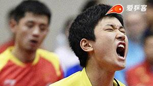 日本公开赛决赛复盘!铁血继科VS日本神童