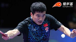 2018韩国公开赛十佳球!国乒遭遇横扫,男单冠军拱手让人