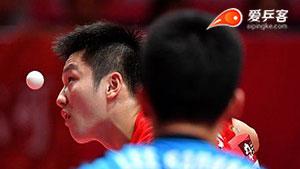 樊振东VS李尚洙 亚运会乒乓球比赛 男单半决赛视频