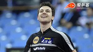 经典佳球集锦!全世界最顶级的乒乓球手......