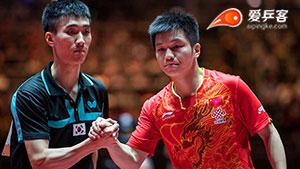 乒乓球的魅力就在于速度力量旋转的完美结合,这比赛打的漂亮!