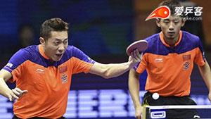 无敌是多么的寂寞!这是中国队才能打出来的神级乒乓球!
