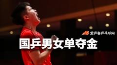 青奥会 | 中日比拼国乒全胜!王楚钦孙颖莎男女单夺金