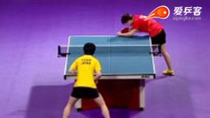 孙颖莎VS平野美宇 2018青奥会乒乓球赛 女单决赛视频