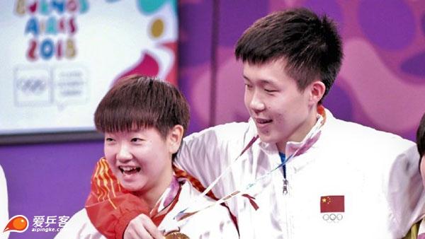 """国乒在""""青春对决""""中笑到最后!包揽青奥金牌仍需未雨绸缪"""