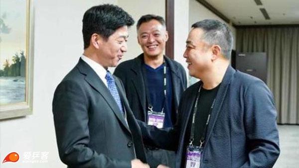 """什么?刘国梁去日本看的T联赛竟是""""顶级乒乓赛事"""""""