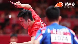 世界乒乓球看亚洲!2018亚洲运动会十佳球