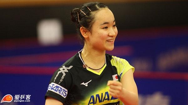 瑞典赛 | 朱雨玲0-4惨遭横扫,伊藤美诚夺女单冠军