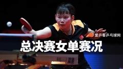 乒联总决赛 | 刘诗雯竟遭0-4吊打,丁宁也被小将打懵