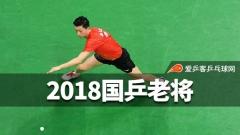 """国乒2018关键词之""""老将""""!马龙丁宁仍是中流砥柱"""