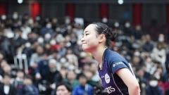 伊藤连续2年成就3冠王 福原爱盛赞她已脱胎换骨
