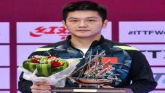 樊振东22岁生日快乐,打球不能光靠暴力,要学会变通