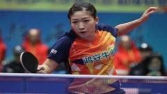 国乒派林高远刘诗雯参加低级别赛,锤炼队员心态