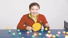 刘诗雯目标明确:入选奥运阵容,冲击奥运金牌