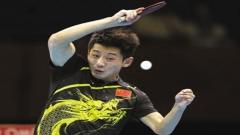 张继科、张怡宁国乒最有性格的两位运动员