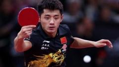 秦志戬: 世乒赛名单本月中旬出炉 随时欢迎张继科