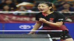 陈梦发微博总结夺冠路上诸多问题 希望世乒赛夺冠