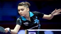 欧洲乒坛第一美女斯佐科斯:尖叫是鼓励自己方式