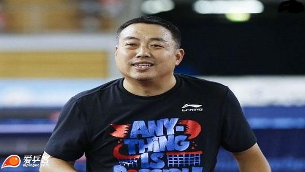 刘国梁:向全国人民立下军令状 东京拼尽全力