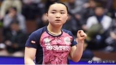 伊藤:巩固在中国队大魔王的地位 世乒奥运夺金